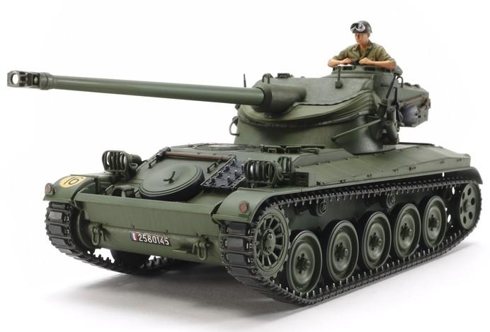 Tamiya AMX-13 French Light Tank 1 35 35349